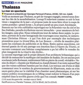 Portrait PETRON critique Telerama
