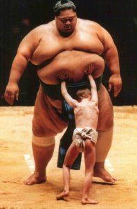 sumo-et-enfant